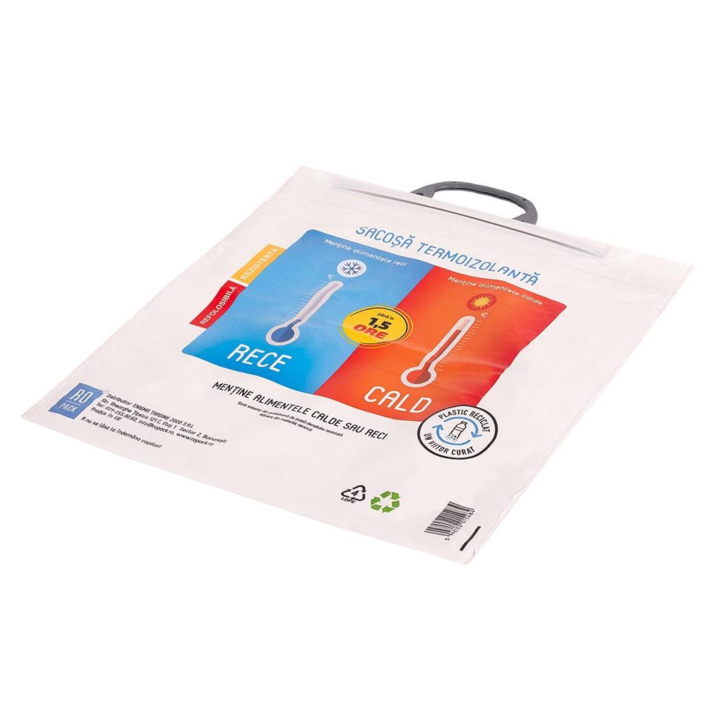 Ropack, sacosă termoizolantă